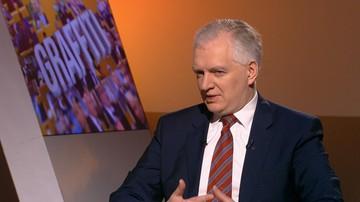 20-01-2016 09:21 Gowin: wyjaśnienia premier powinny przeciąć wątpliwości komisarzy europejskich