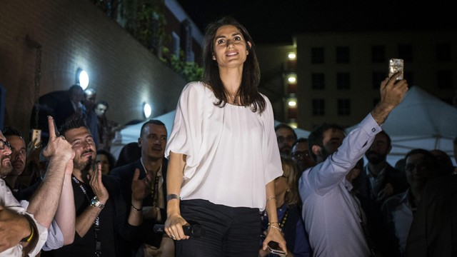 Kobieta burmistrzem Rzymu - po raz pierwszy