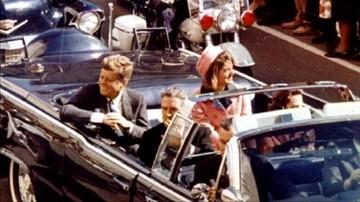 Trump zablokował publikację niektórych dokumentów dotyczących zamachu na Kennedy'ego