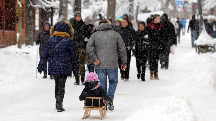 Blisko 250 interwencji służby Tatrzańskiego Parku Narodowego podczas sylwestra