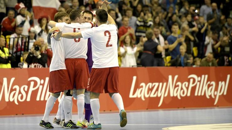 Futsal: Porażka Polski z Portugalią