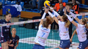 2016-11-06 Kapitalne starcie na Podpromiu! Mistrzynie górą po pięciosetowym boju