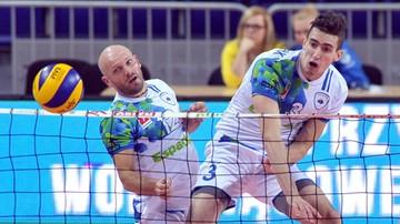 2016-12-05 Espadon Szczecin - AZS Częstochowa. Transmisja w Polsacie Sport