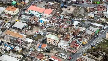 Ostatnia grupa polskich obywateli ewakuowana z Sint Maarten