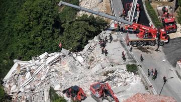 We Włoszech cały czas trzęsie się ziemia