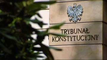 Projekt PiS nowej ustawy o TK prawdopodobnie jutro w Sejmie