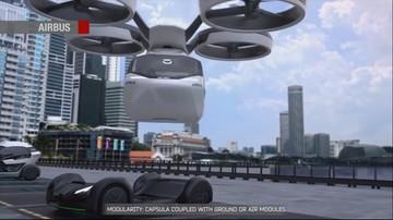01-04-2017 21:44 Inteligentna kurtka, latające samochody i telefon, który jest komputerem. Wysyp nowych gadżetów