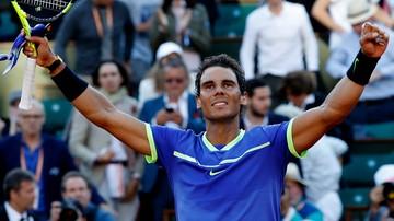 2017-06-09 French Open: Nadal pokonał w półfinale Thiema