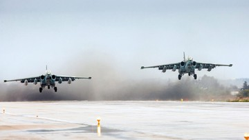 16-03-2016 21:32 Kerry i Ławrow omówili zawieszenie broni w Syrii