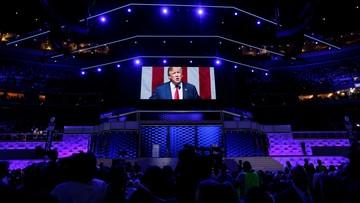 31-07-2016 22:37 Trump w ogniu krytyki za swoje słowa o rodzicach muzułmańskiego oficera armii USA