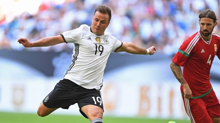 Niemcy lepsi od Węgrów w ostatnim teście przed Euro 2016