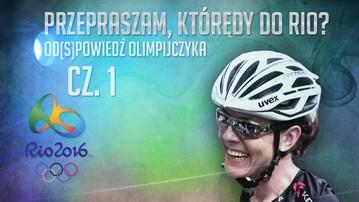 2015-12-03 Maja Włoszczowska: Na igrzyska w Londynie wybierałam się po złoto