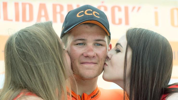 Tour de l'Avenir: Banaszek piąty na trzecim etapie