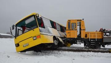 06-12-2016 17:07 Dwa wypadki autobusów szkolnych. Dzieci w szpitalach
