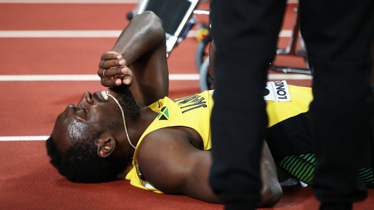 Media o kontuzji Bolta: To okrutne pożegnanie