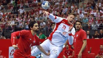 2018-01-14 Polska - Portugalia: Szmal i Syprzak w kadrze na mecz
