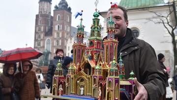 2016-12-03 Program 500 + i Światowe Dni Młodzieży. Która szopka wygra tradycyjny konkurs w Krakowie?