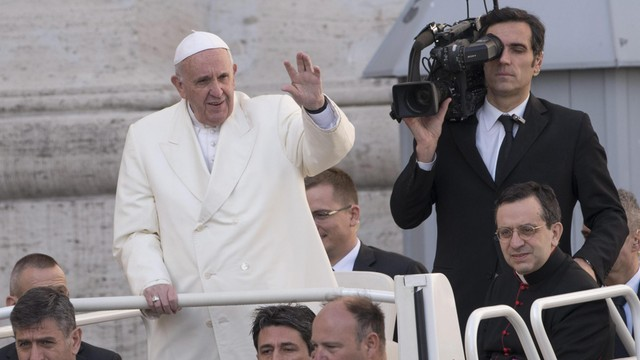 Watykan oficjalnie zapowiedział wizytę papieża w Polsce