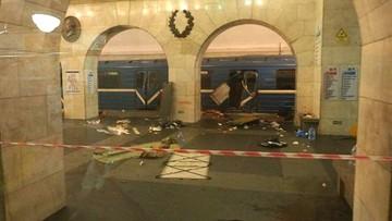 04-04-2017 08:47 Służby specjalne: Rosjanin z Kirgistanu sprawcą zamachu w metrze