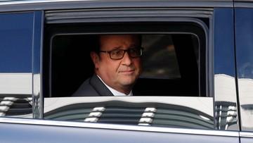 07-10-2016 20:05 Prezydent Francji nie przyjedzie do Polski. Przez rezygnację z Caracali