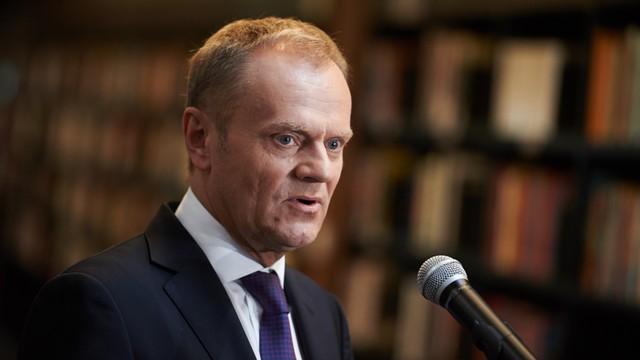 Tusk: Ochrona zewnętrznej granicy UE była dotychczas zbyt słaba