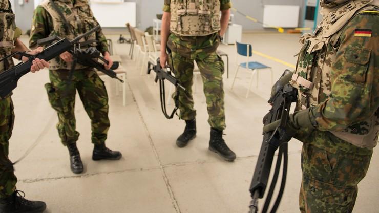 Media: skrajnie prawicowa struktura działa na uczelni Bundeswehry