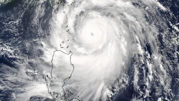 14-09-2016 06:58 Supertajfun Meranti zaatakował Tajwan