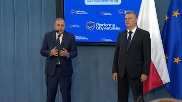 07-07-2016 17:55 Platforma o szczycie NATO: to inicjatywa Komorowskiego. Wystawa smoleńska kompromituje