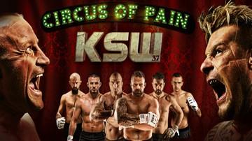 2016-11-30 KSW 37 Circus Of Pain: Karta walk