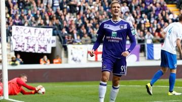 2017-07-22 Anderlecht Teodorczyka zdobywcą Superpucharu Belgii