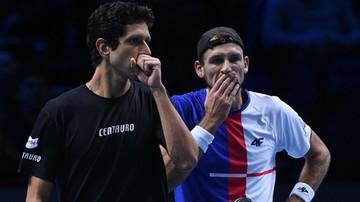 2017-11-17 ATP Finals: Kubot i Melo zagrają o awans z pierwszego miejsca w grupie