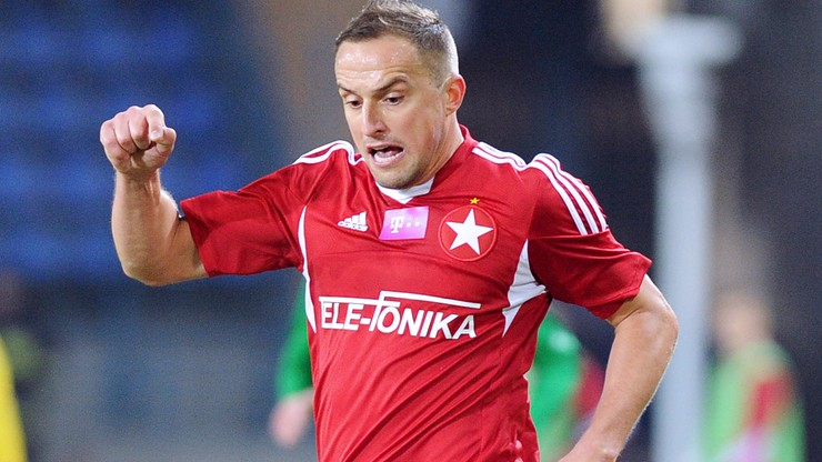 Dudka podpisał kontrakt z Lechem