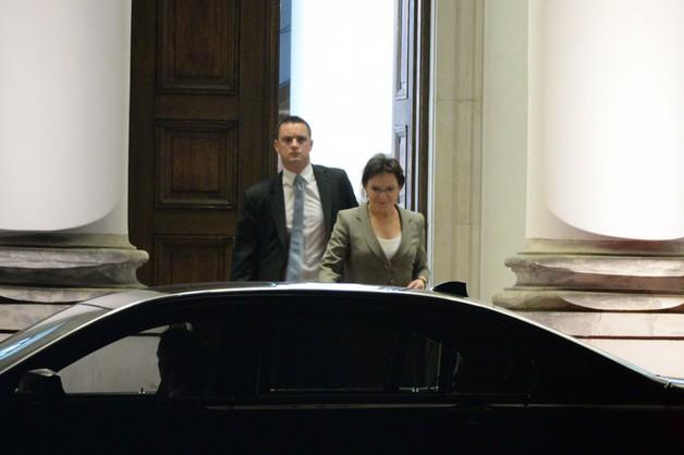 Ewa Kopacz spotkała się z prezydentem