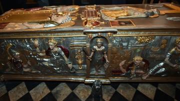 Odnowiony sarkofag Stefana Batorego można oglądać na Wawelu