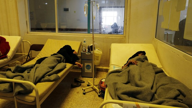 Jemen: 1500 ofiar śmiertelnych epidemii cholery
