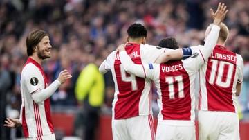 2017-05-03 Ajax bliżej finału Ligi Europy