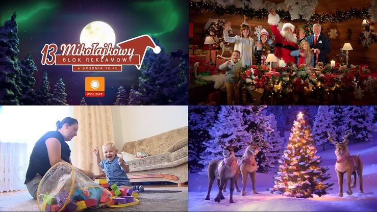 Mikołajkowy Blok Reklamowy już 6 grudnia. Po raz trzynasty