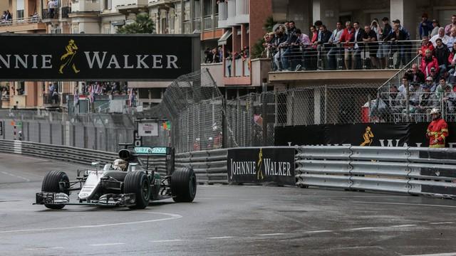 Formuła 1 - triumf Hamiltona w Monte Carlo
