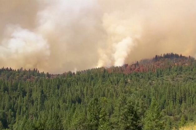 Kalifornia w płomieniach. Ogień strawił setki domów