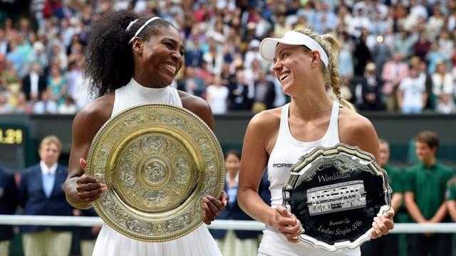 Serena Williams wygrała Wimbledon - po raz siódmy