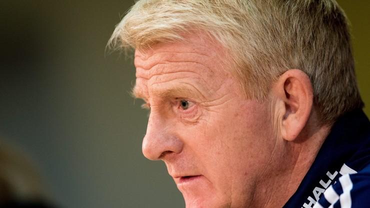 Strachan nie jest już trenerem szkockiej reprezentacji piłkarskiej