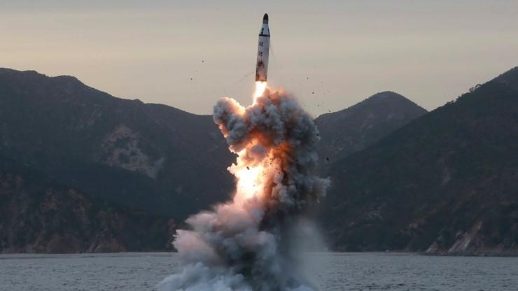Korea Północna wystrzeliła pocisk balistyczny. Mógłby dolecieć nawet do USA