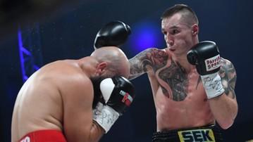 2017-02-25 Dariusz Sęk wraca na ring
