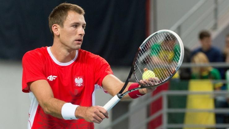 Turniej ATP w Wiedniu: Wygrana Kubota, porażka Fyrstenberga