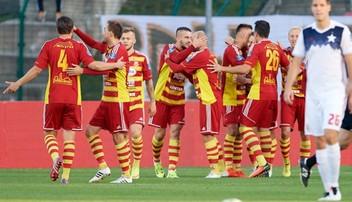 2017-03-16 Nice 1 Liga: Lider kontra spadkowicz z ekstraklasy