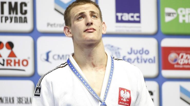 2017-02-19 PŚ w judo: Wygrana Kuczery w Rzymie