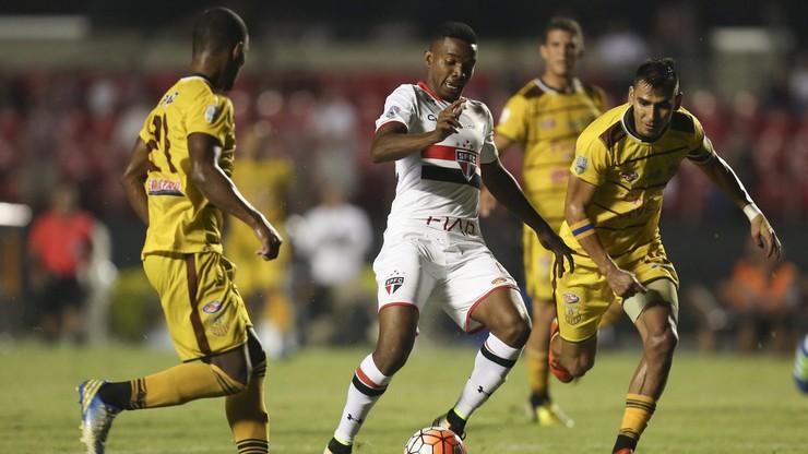 Piłkarze wenezuelskiego klubu okradzeni! Zostali w samej bieliźnie