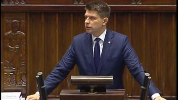 Petru: poprzemy rząd w debacie o Polsce, gdy wycofa ustawy o TK i mediach