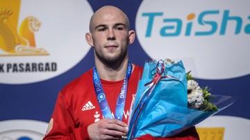 2017-08-22 MŚ w zapasach: Bernatek srebrnym medalistą