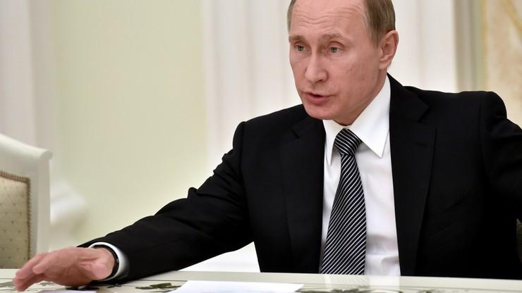 Putin pogratulował Asadowi odbicia Palmiry z rąk Państwa Islamskiego